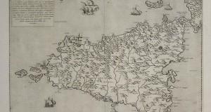 Al palazzo Steri di Palermo mostra permanente sulle antiche carte geografiche della Sicilia