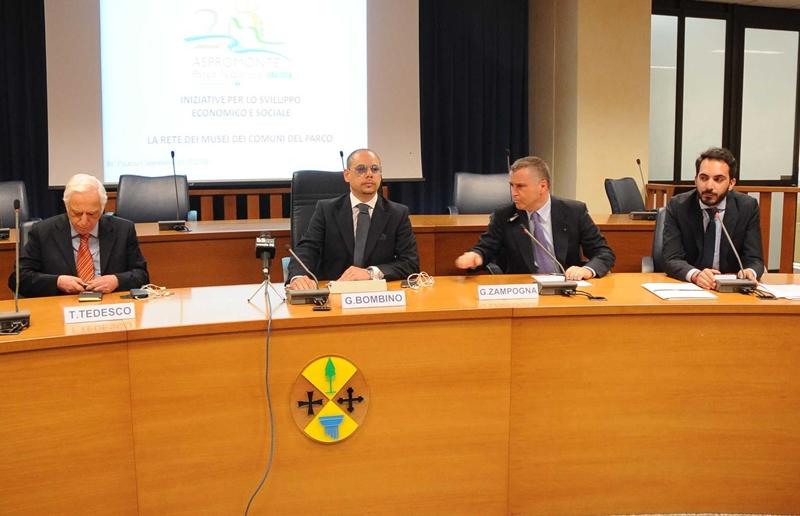 Conferenzaretemusei - Parco_Nazionale_Aspromonte