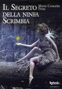 La copertina della prima edizione del romanzo Il segreto della ninfa Scrimbia