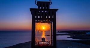 Racconta il tuo SUD | Puglia: tramonto a Torre Lapillo, immagine di Gabriele Letizia e testo di Arthur Schopenauer