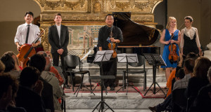 BIMF. Clara Schumann fulcrum of the passions in the music of Robert and Johannes, in an outstanding concert