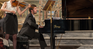 Between intimacy and turmoil, the young BIMF talents brilliantly performed the Sonatas Op. 30 by Beethoven