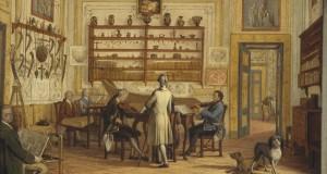 Mozart a Napoli. In un dipinto di Pietro Fabris custodito a Edimburgo la testimonianza visiva del suo soggiorno partenopeo