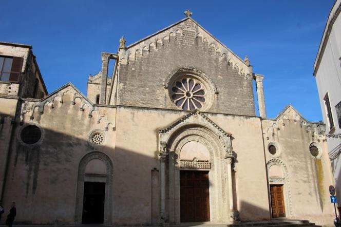 Puglia - Basilica di S. Caterina d'Alessandria, Galatina (Lecce), XIV sec. - Ph. Luciana Doronzo