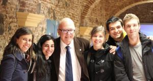 L'archeologo Mario Torelli riceve il premio Balzan: «Il mio primo lavoro gratificante? Uno scavo in Basilicata…»
