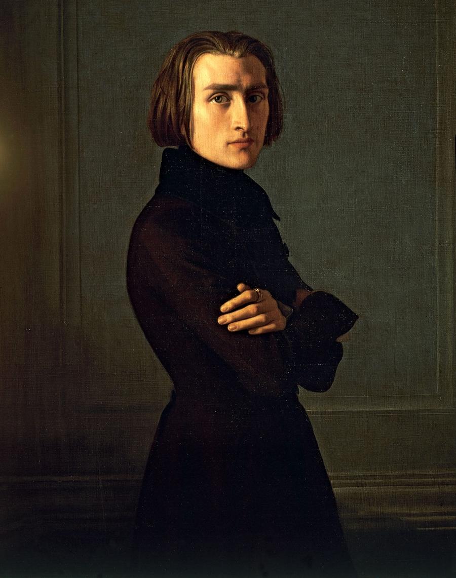 Liszt_(Lehmann_portrait)