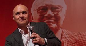 Un amabilissimo Luca Zingaretti incontra a Bari il pubblico del Bif&st