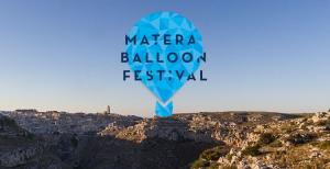Matera vista dalle nuvole. Nella città dei Sassi parte il Matera Ballon Festival