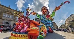 Racconta il tuo SUD | Il grande pittore calabrese Mattia Preti celebrato al Carnevale maltese di Gozo. Immagini di Daniel Cilia