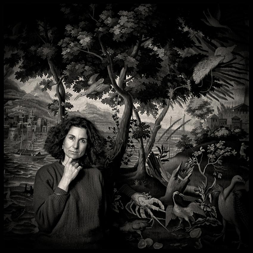 Mirella Stampa Barracco, presidente della Fondazione Napoli 99 e fondatrice del Parco Old Calabria - Ph.  © Augusto De Luca