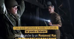 MonumentsMenWE. Dopo le Invasioni Digitali parte il nuovo progetto di Todisco & Co. per salvare il nostro patrimonio culturale