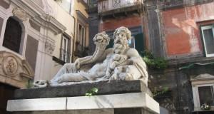 Restituito al suo antico splendore il Corpo di Napoli, la misteriosa statua del Nilo
