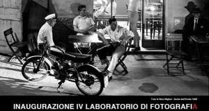 Al Politecnico di Bari il celebre fotografo Nino Migliori inaugura il IV Laboratorio di Fotografia