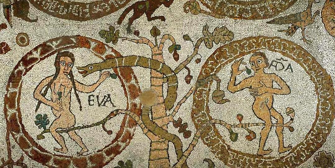 Puglia - Particolare del mosaico pavimentale della Cattedrale di Otranto (Lecce) - Ph. Ravi Sintra | Public Domain