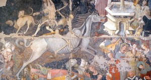 Trionfo della Morte: a Palermo la dirompente forza espressiva di un capolavoro del Quattrocento