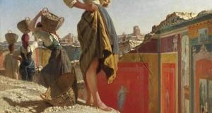 Al via la grande mostra dedicata a Pompei e al suo influsso sull'arte europea. Esposti anche i calchi delle vittime