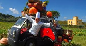 L'Orto dei Miracoli a Villa Jamele: nel regno dello chef Peppe Zullo due giornate dedicate alla Daunia e all'Expo 2015