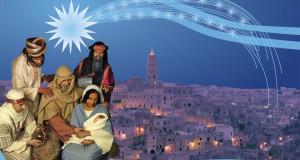 A Matera il Presepe Vivente più grande del mondo: 5 km di percorso e 400 figuranti