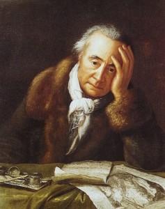 Ritratto di Carl Ulisses von Salis-Marschlins