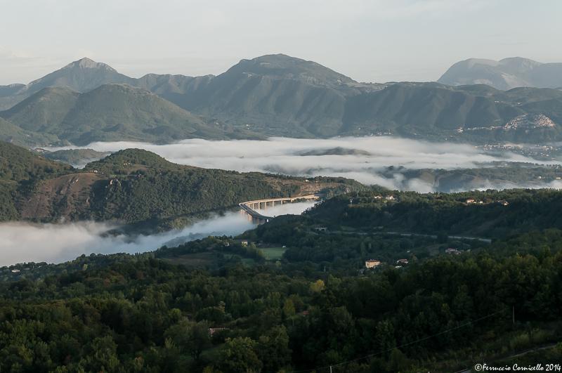 Veduta del Viadotto Italia - A3 Salerno-Reggio Calabria DSC_6953