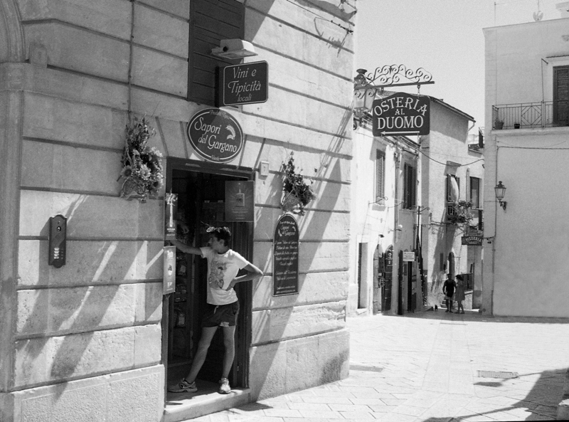 Vieste vintage - Gabriele Ravanetti