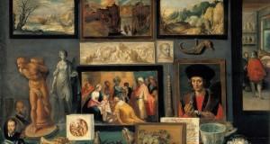 Esempi europei di Wunderkammer o Stanze delle Meraviglie illustrati in varie epoche