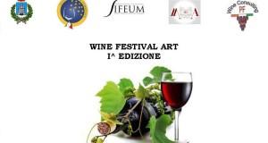 """Parte al Castello aragonese di Castrovillari la prima edizione del """"Wine Festival Art"""", il festival del Vino nell'Arte"""