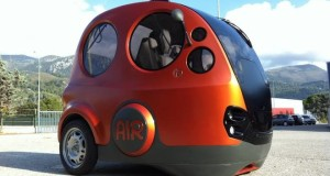 AirPod: sarà prodotta in Sardegna la prima autovettura ad aria compressa progettata da un ingegnere francese