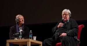 Una master class del regista Alan Parker ha aperto il Bif&st: «Dobbiamo essere orgogliosi del nostro lavoro se sappiamo di aver detto ciò che volevamo dire»