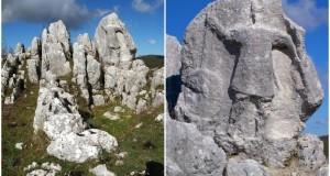 Antece, un guerriero di pietra nel cuore del Cilento. La Grotta di S. Michele Arcangelo