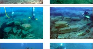 """Successo per la campagna """"Archeoeolie 2014"""". Nuovi scavi hanno ampliato l'area del porto romano sommerso di Lipari"""