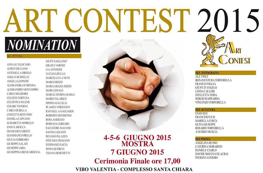 Il manifesto di ArtContest 2015