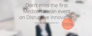 A Catania il primo Blank Disrupt italiano. L'innovazione dirompente parte dal Sud