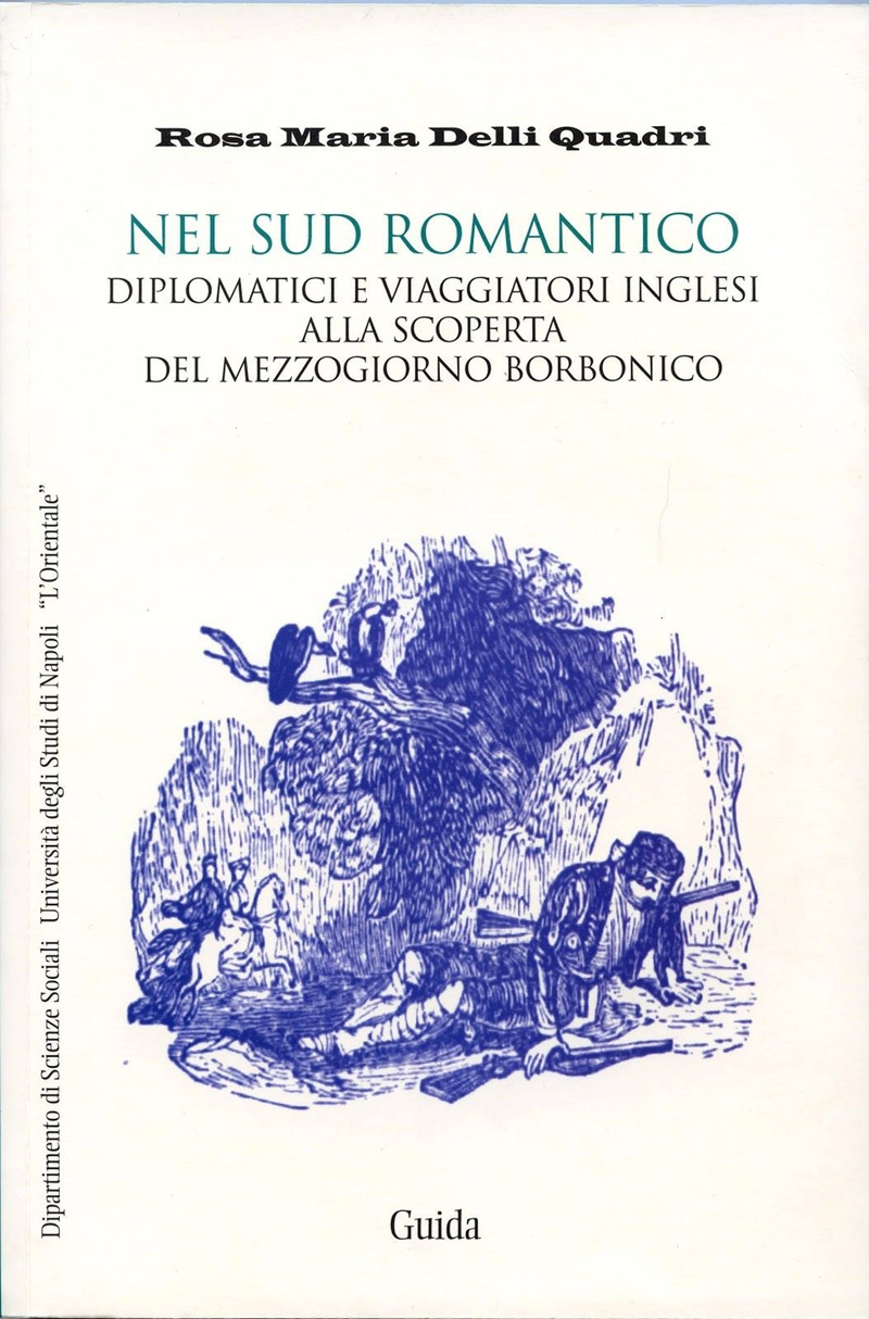 book cover delli quadri