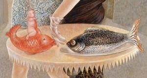 Letti & Diletti. La pittura di Momò Calascibetta e il suo caleidoscopico labirinto di umanità in mostra a Vittoria