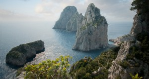 Capri arcano incantatore, scatto dello statunitense Mark Peters