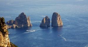 A spasso per Capri…con Thilo Hilberer