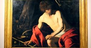 """Da Roma a Taverna…il """"San Giovanni Battista"""" del Caravaggio nella patria di Mattia Preti"""