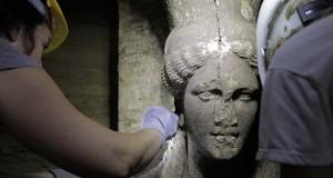 Mistero ad Anfipoli: ritrovato tunnel sotterraneo nella tomba macedone di Kasta