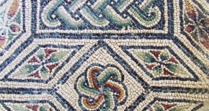 Nell'antica terra del vino, gli splendidi mosaici della Villa Romana di Casignana