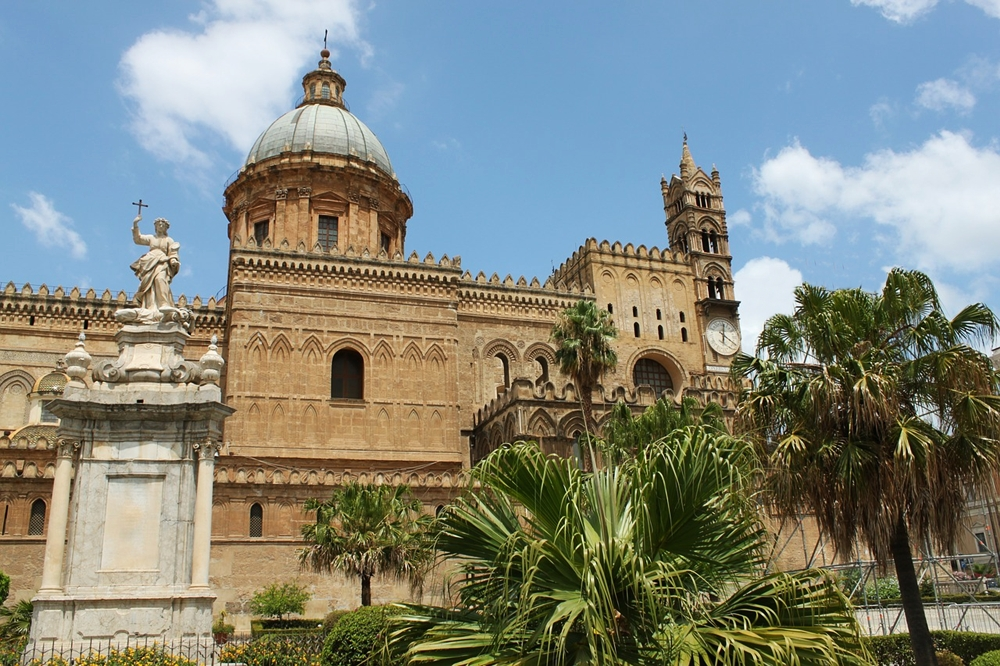 Sicily - Palermo Cathedral