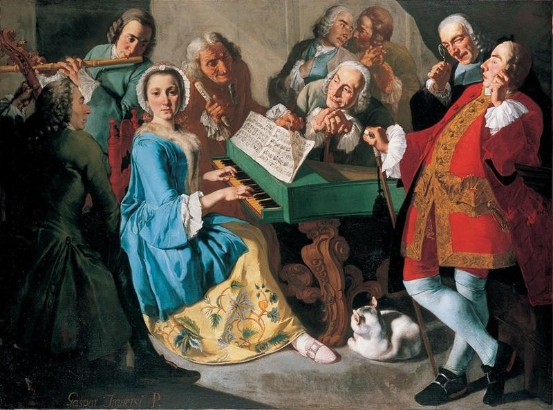 concerto - Gaspare Traversi