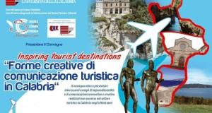 Inspiring tourist destinations: all'UNICAL forme creative di comunicazione turistica in Calabria