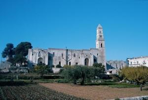 Il convento settecentesco di San Domenico, a Putignano (Bari)