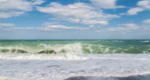 Tutti i colori autunnali del Mar Jonio negli scatti di Ferruccio Cornicello