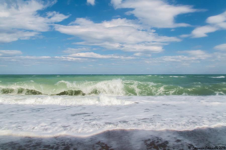 Calabria - Il Mar Jonio a Pietrapaola (Cosenza) – Ph. © Ferruccio Cornicello