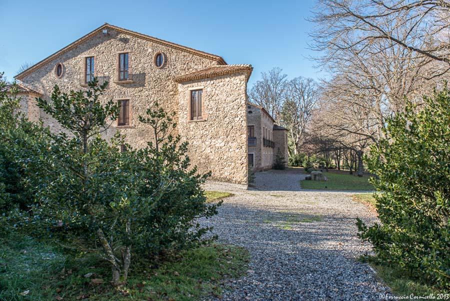 Calabria - Scorcio ovest della residenza baronale Torre Camigliati, Camigliatello Silano (Cosenza) – Ph. © Ferruccio Cornicello