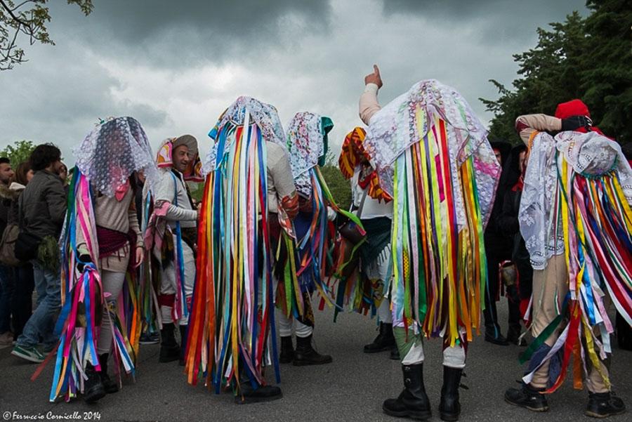 Maschere del Carnevale di Tricarico