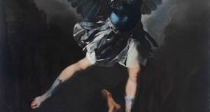Il capolavoro ritrovato del calabrese Francesco Cozza. Vittima di censura, era nascosto sotto un dipinto del '900