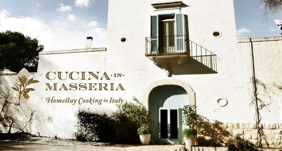 La Masseria Serra dell'isola sede della Scuola di Cucina